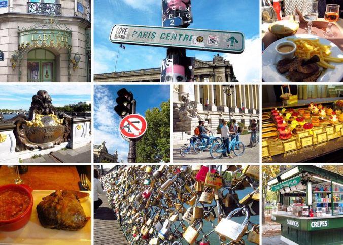Loved every bit of Paris. <3